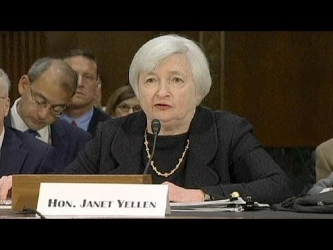 Senate set to confirm Janet Yellen as first female Federal Reserve chief - economy