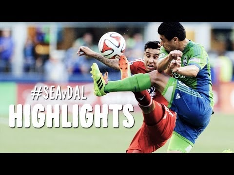 HIGHLIGHTS: Seattle Sounders vs FC Dallas | May 7, 2014