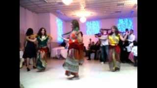 Danse KabyleMariage Kabyle (Berbère) Troupe De Danse