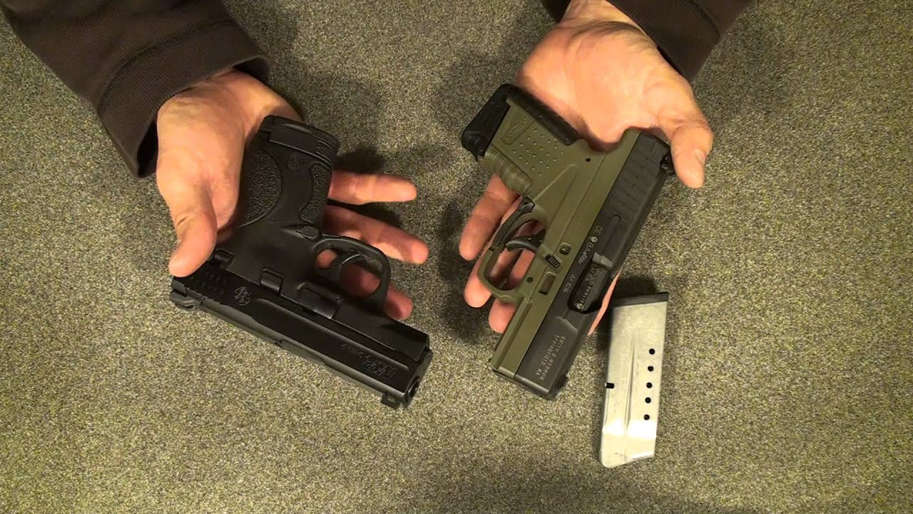 Shield First Imp...M And P Shield Vs Glock 26