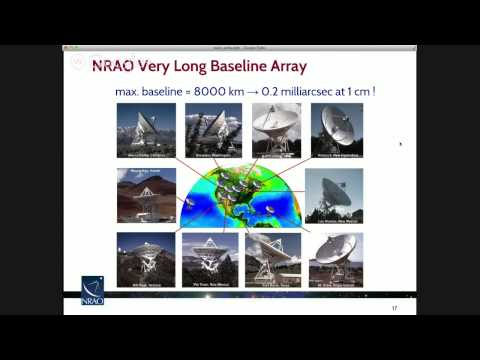 ANITA Lecture - Radio Astronomy and Interferometry Fundamentals – David Wilner