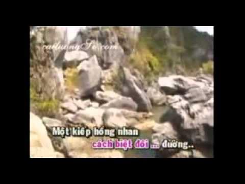 karaoke  TINH HAN CO TO _1  ( ngat loi )