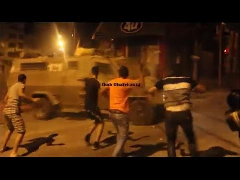 Riots Break Out in West Bank City of Nablus
