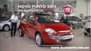 Fiat Punto 2014 Black Motion Comercial Lâmpada