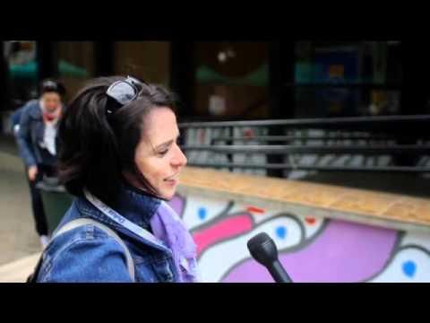 Dulux - Let's Color - reportaż z akcji malowania Dworca Głównego w Sopocie