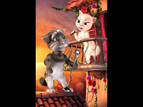 Mèo hát Teen Vong Co  - TomLovesAngela
