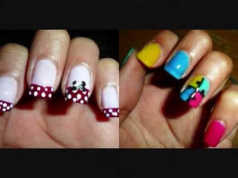 Uñas decoradas | Decoración de uñas Nail Art