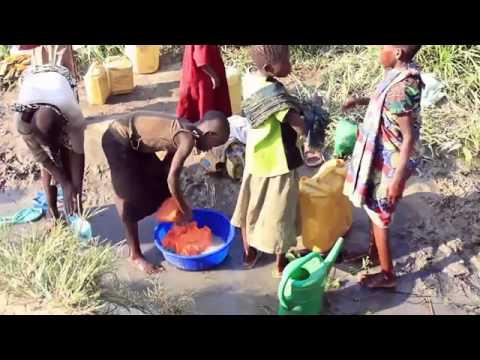 Sika - Sauberes Trinkwasser für Schulkinder in Burundi
