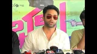 Bham Bolenath Movie Press Meet-Navdeep,Naveen Chandra,Pooja Jhaveri