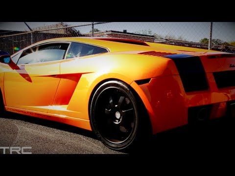 TX2K13 - 1500+hp UGR TT Gallardo battles 1700hp LMR Corvette (Tejano Blue)