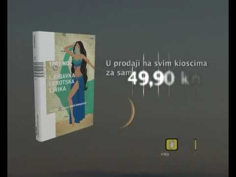 1001 noć - ljubavna i erotska lirika