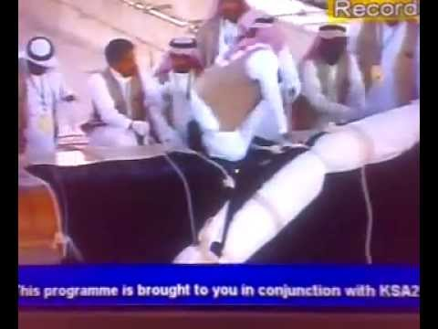 changing of GHILAF-E-KHANA KAABA SHAREEF