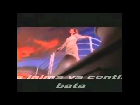 CELINE DION-MY HEART WILL GO ON(SUBTITRARE IN LIMBA ROMANA).wmv