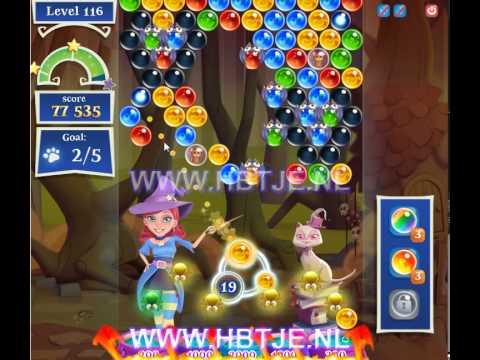 Bubble Witch Saga 2 level 116