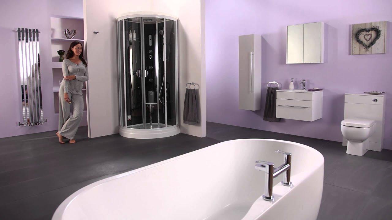 Bathroom ideas modern bathroom designs showcase 2014 for Bathroom ideas youtube