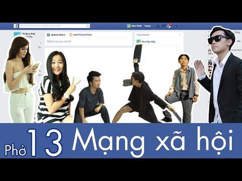 Phở 13: Mạng Xã Hội - The Social Network [Eng/Viet Sub]