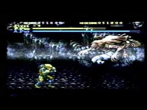 (SNES) Alien vs. Predator - Commercial Trailer