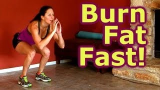 Full Body Cardio Workout To Burn Fat Fast Dena