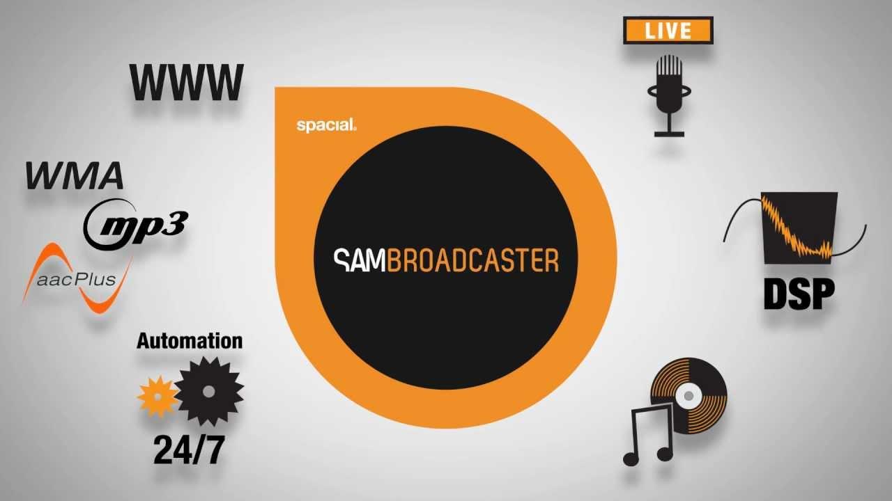Sam Broadcaster For Windows 8