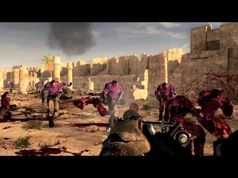 Serious Sam 3: BFE - Serious Chaos Trailer