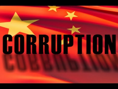 China Mächtiger Staatsaufseher unter Korruptionsverdacht  China' government anti-corruption fight