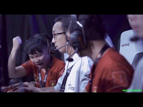 ► CFSI 2016 - BOSSCFVN (VIETNAM) VS ALLGAMERS ( CHINA ) : Bản lĩnh người Việt Nam.