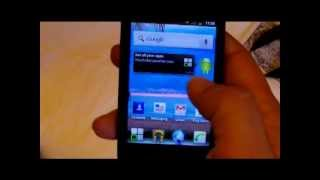 Video Straight Talk Huawei Ascend Y H866c Review