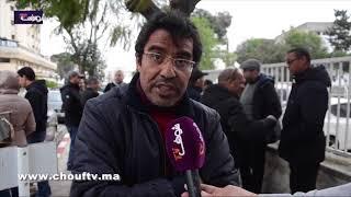 أطر الصحة يتضامنون مع طبيب بمستشفى محمد الخامس بطنجة وهاشنو دار قبل 3 سنوات |