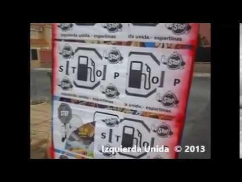 Espartinas: No a la gasolinera en Novoparque