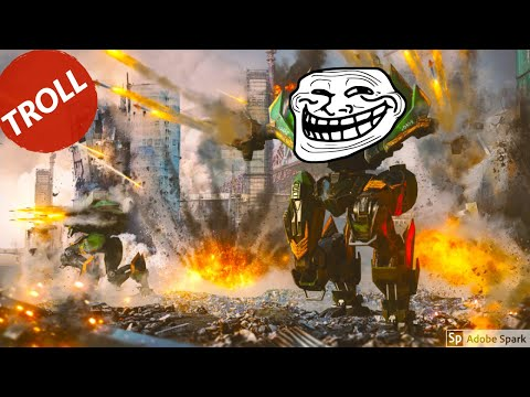 War Robots - Trolling and Funny Moments 2019