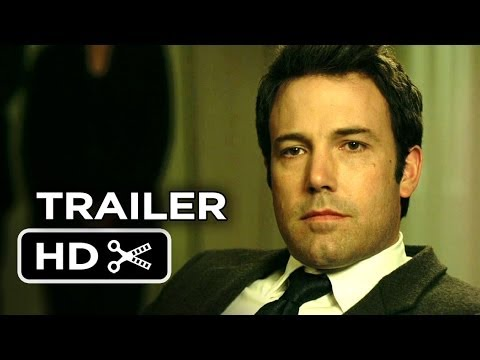 Gone Girl Official Trailer #1 (2014) - Ben Affleck, Rosumund Pike Movie HD