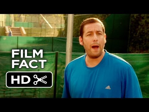 Blended - Film Fact (2014) - Adam Sandler Movie HD