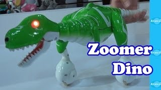 Zoomer Dino R/C Toy Fair Preview