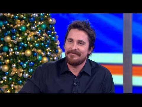 Christian Bale's Wife Talked Him into 'American Hustle'