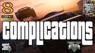 GTA V Complications Mission EP8 #GTAV Part 8 Let's Play walkthrough HD 1080p