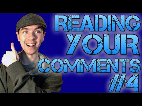 Vlog | READING YOUR COMMENTS #4 | VOICE OF AN ANGEL! DOG MURDERER!