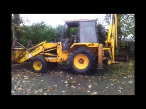 JCB 3CX demo