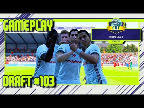 FIFA 18 - Draft #103 & Pack Opening