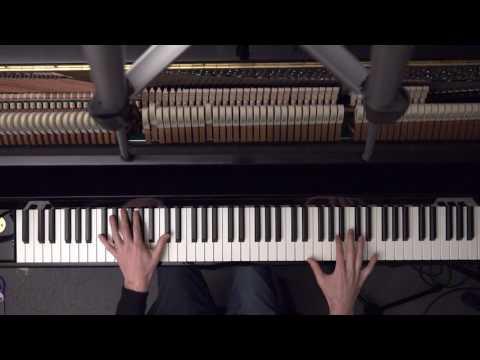 La La Land   City of Stars   Advanced Jazz Piano Cover   With Sheet Music