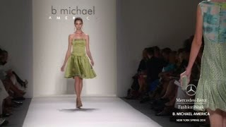 B Michael America Spring/Summer 2014 Video - New York