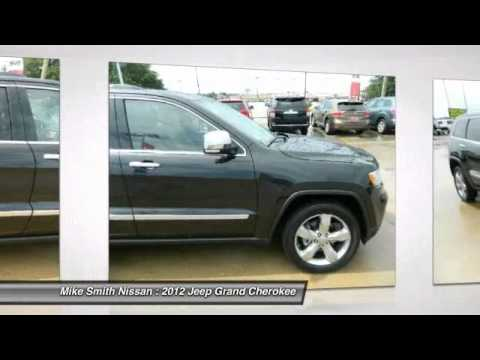 2012 Jeep Grand Cherokee At Mike Smith Nissan In Beaumont Cc129473