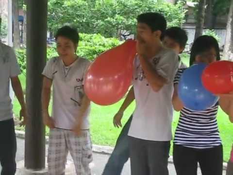 Cuộc thi thổi bong bóng SV 2011