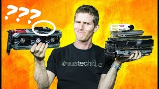 6 REALLY UNUSUAL VIDEO CARDS!