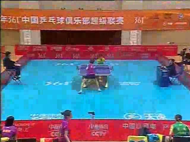 2013 China Super League (women): Guangdong Vs Shandong [Full Match]