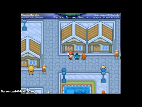 Pokemon Light Platinum - Pokemon Light Platinum (Episode #2) - User video