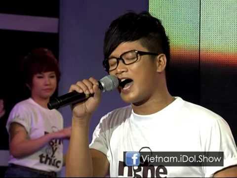 [Vietnam Idol 2012] Kết quả top 10 Top Nam Mưa Rơi Lặng Thầm