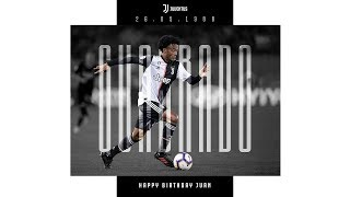 Happy birthday, Juan Cuadrado!