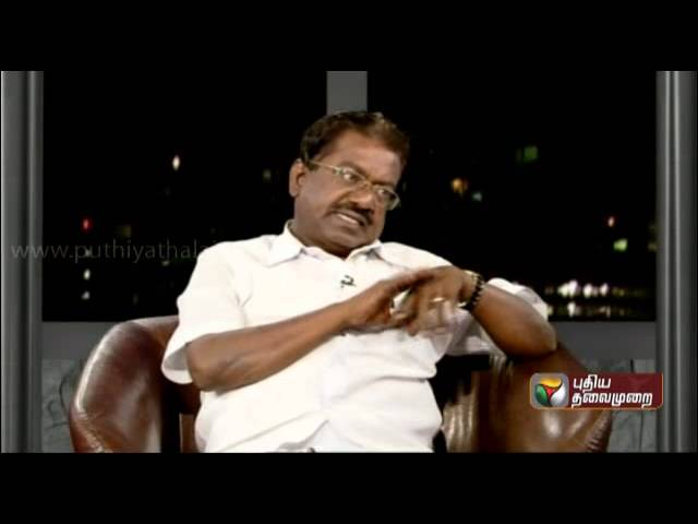 T. K. S. Elangovan Exclusive In Puthiya Thalaimurai - Agni Paritchai (30/03/2014) - Part 4