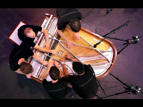 Piano Guys - One Direction - What Makes you Beautiful