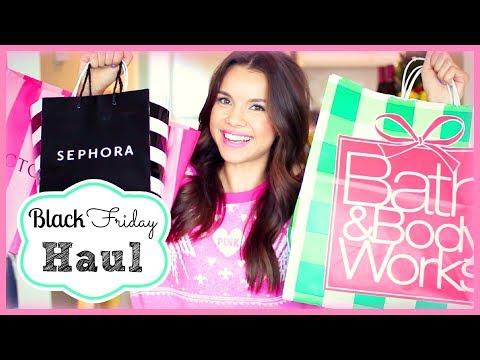 Black Friday Haul 2013!!!